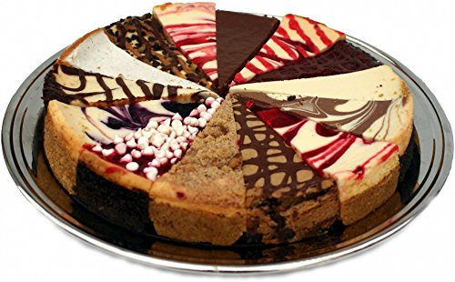 Plaza Flowers Cheesecake Sampler Standard
