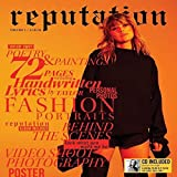 Taylor Swift Reputation CD and Exclusive 72 Page Magazine with Exclusive Photos Volume 1