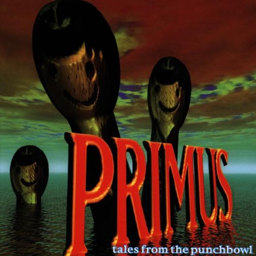 amazon tales from the punchbowl primus 輸入盤 音楽