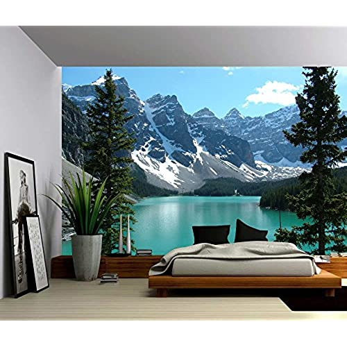 Lake and Mountain Wall Murals Amazoncom