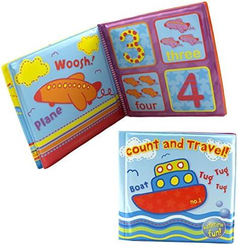 Baby bad tijd boekpeuter leren drijvend speelgoed boot