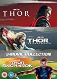 THOR 3-Movie Collection [DVD Box Set] 1-3 Complete Trilogy