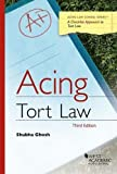 acing business - Acing Tort Law (Acing Series)