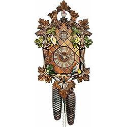Anton Schneider Cuckoo Clock Moving birds