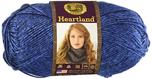 Lion Brand Yarn 600-615 Outlander Kit -Pursuit Of Craigh Na Dun Arm Warmers (Knit)