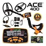 Cheap Garrett Ace 400 Metal Detector Z-Lynk Package Special with Free Accessories