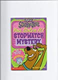img - for Scooby-Doo's You Solve It Stopwatch Mystery (Super Stop Watch, Volume 1) book / textbook / text book