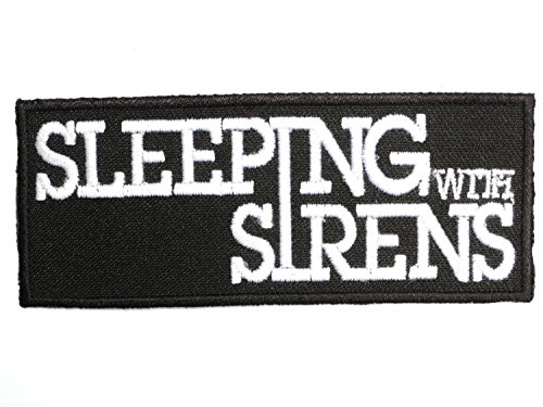 Music Embroidered Patches - 1