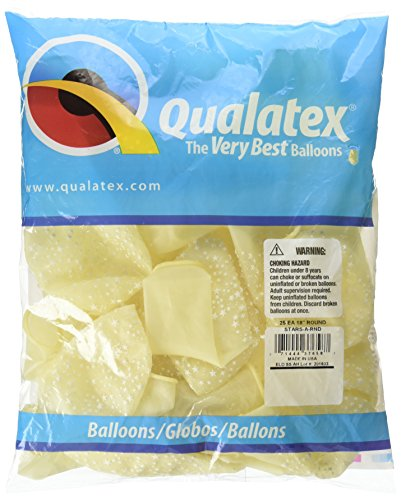 PIONEER BALLOON COMPANY 37658 25 Count Stars Around Latex Balloon, 18