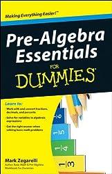 Pre-Algebra Essentials For Dummies®