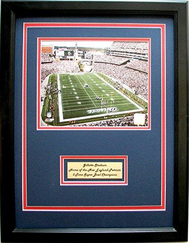 NFL New England Patriots Gillette Stadium Picture Frame, ...