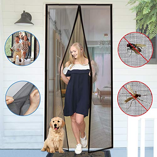 YUFER Magnetic Screen Door
