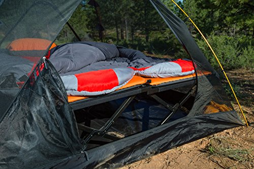 TETON Sports Tracker Ultralight Double Sleeping Bag; Lightweight Backpacking Sleeping Bag for Hiking and Camping Outdoors; Compression Sack Included; Never Roll Your Sleeping Bag Again 9