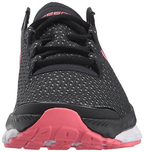 Speedform Armour Running Women's Under 2 Intake Shoe Steel 001 Black SEwdd7