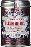 Trader Joe's Fleur De Sel Sea Salt from Camargue, France