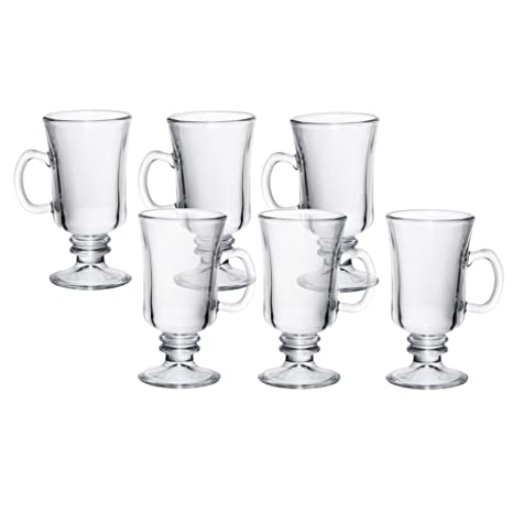 Du0026V by Fortessa Tableware Solutions After Diner 8 Ounce Venezia Irish Coffee Mug ...  sc 1 st  Amazon.com & Amazon.com | Du0026V by Fortessa Tableware Solutions After Diner 8 Ounce ...