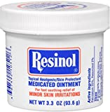 Resinol Medicated Ointment 3.30 oz (Pack of 3)