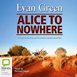 Alice to Nowhere Audiobook