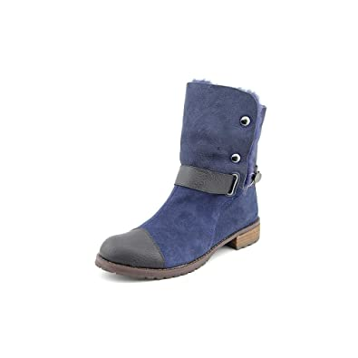 Women's Tundra Shearling Lined Booties