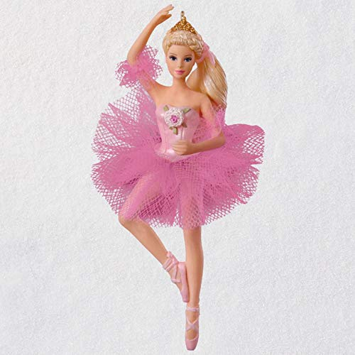 Hallmark Barbie Ballet Wishes Ornament Hobbies & Interests,Toys & Gaming ()