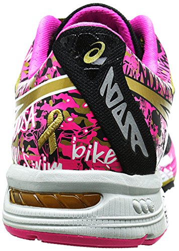 ASICS Women s GEL-Noosa Tri 10 Gold Ribbon Running Shoe