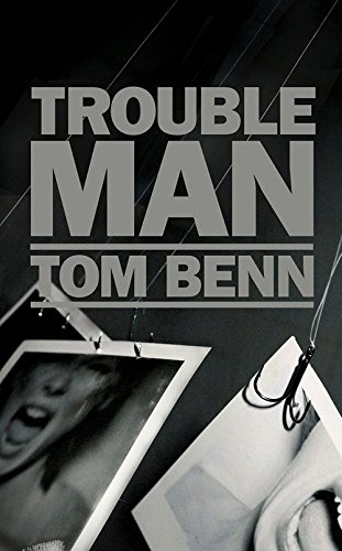 book cover of Trouble Man