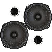 Kenwood Excelon Kfc-xp184c 7 Component Speaker System