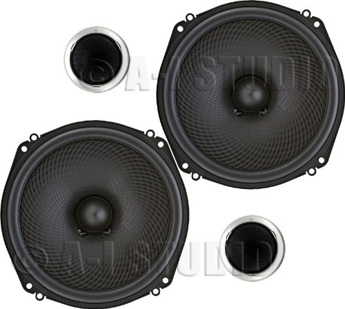 "Kenwood Excelon KFC-XP184C 7"" Component Speaker System"