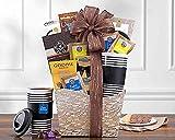 coffee and tea gift basket - Wine Country Gift Baskets Coffee Bean & Tea Leaf Assortment
