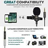 PoP voice Upgraded Lavalier Lapel