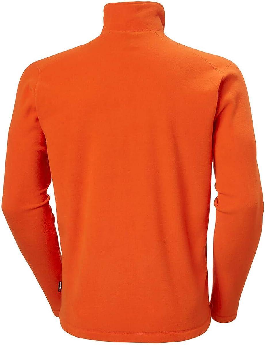 Helly Hansen Herren Daybreaker Fleece Jacket Fleecejacke 300 Patrol Orange