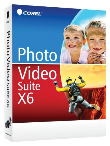 Corel Photo Video Suite Education Edition X6