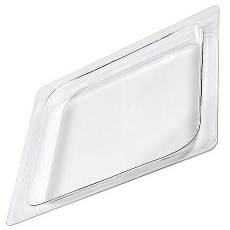 Bandeja lèche churro rectangular de vidrio (400 x 325 mm) - Horno ...