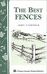 Image of the product The Best Fences Storey that is listed on the catalogue brand of Storey Publishing, LLC.