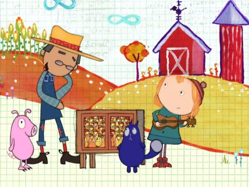 Peg + Cat Sneak Peek (New Peg)
