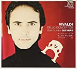 VIVALDI. Cello Concertos. Queyras/AAM Berlin/Kallweit