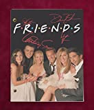#3: FRIENDS TV SCRIPT W/ REPRODUCTION SIGNATURES ANISTON, COX, & KUDROW
