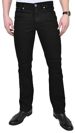 Paddock`s Herren Jeans Ranger - Slim Fit - Schwarz - Black/Black,