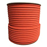 "SGT KNOTS 1/4"", 3/8"", 5/8"" Utility Rope Made in USA - Several Colors & Lengths"