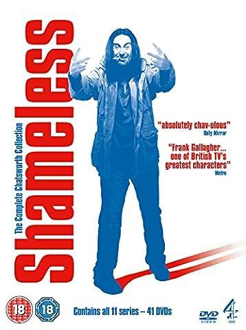 Shameless - Complete Series 1-11 [DVD] (Shameless Complete Series Dvd)