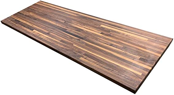 Forever Joint Walnut Butcher Table Top
