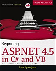 The ultimate programming guide to ASP.NET 4.5, by popular author and Microsoft MVP Imar SpaanjaarsUpdated for ASP.NET 4.5, this introductory book is filled with helpful examples and contains a user-friendly, step-by-step format. Written by po...