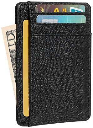 BasicTek Minimalist Pocket Blocking Leather
