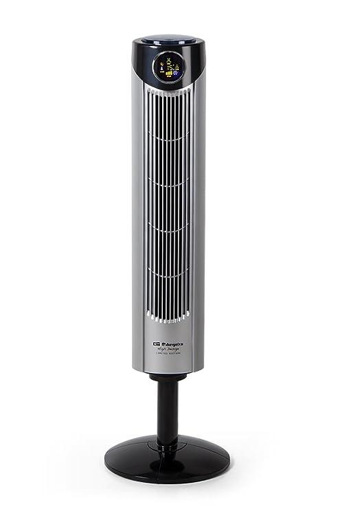 Orbegozo Twm 1015 Ventilatore A Colonna Grigio/nero