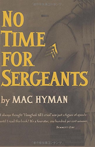Read Online No Time for Sergeants pdf