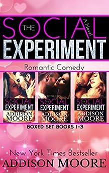 Social Experiment Boxed Set Books ebook