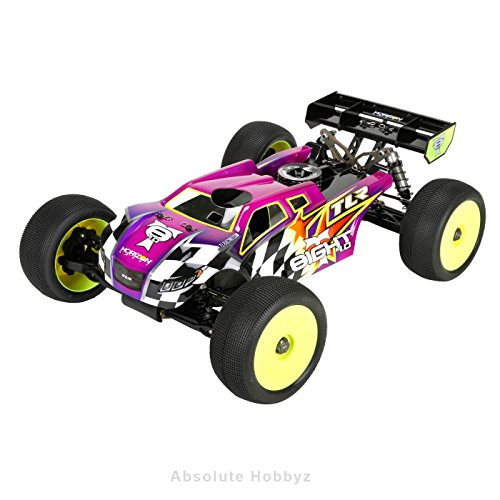 Team Losi 8IGHT-T 4WD Nitro Truggy 4.0 Race Kit (1/8 - Losi Truggy Team