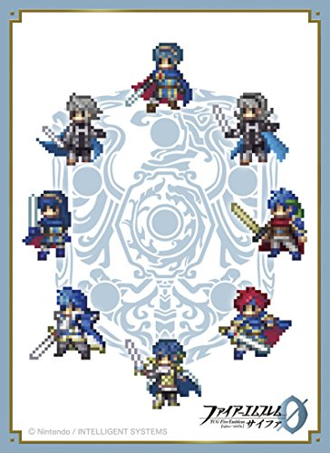 Fire Emblem 0 Cipher Line Up Pixels Trading Character Sleeve Card Game Anime FE ()