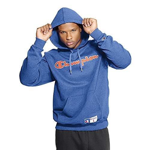Champion Retro Graphic Pullover Hoodie