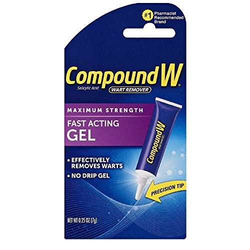 Compound W Gel - 0.25 Oz (0.25 Ounce Gel)